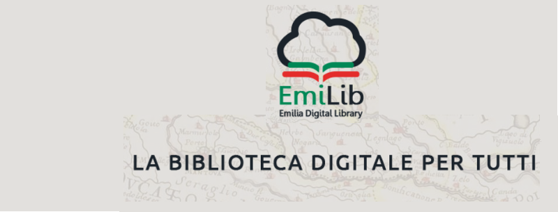 Emilib – Presentazione della nuova biblioteca digitale