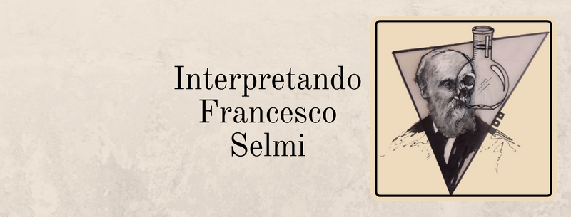 Interpretando Francesco Selmi