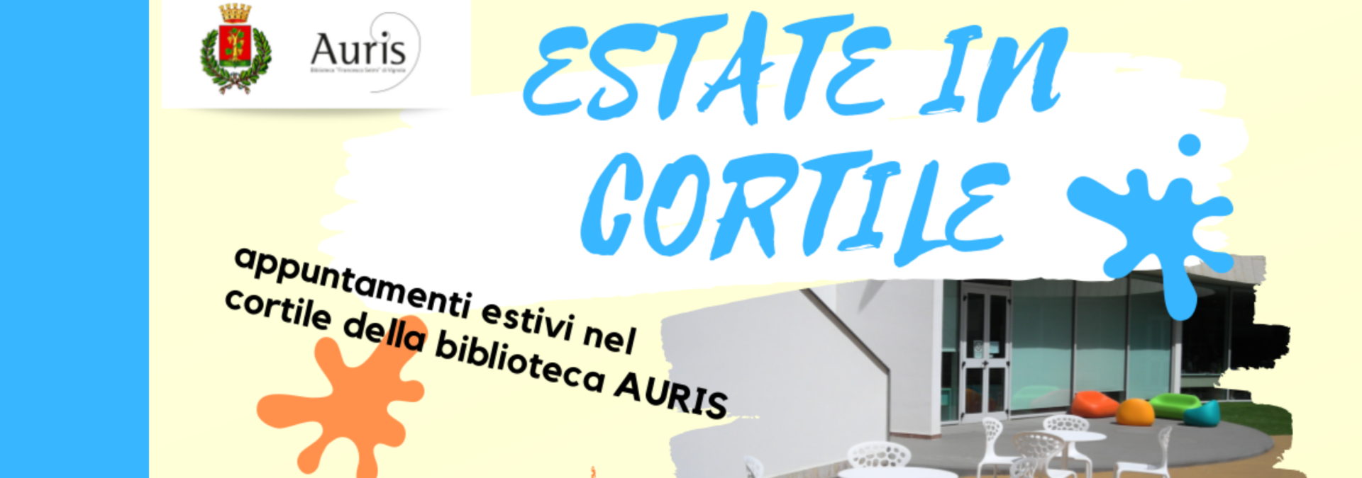 Estate in cortile – 2019