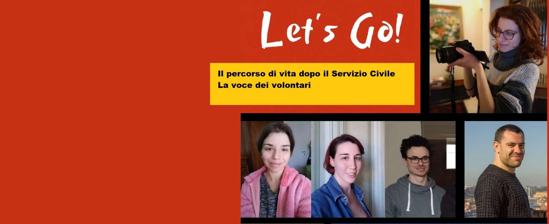 Let's Go, il progetto degli ex volontari di Servizio Civile